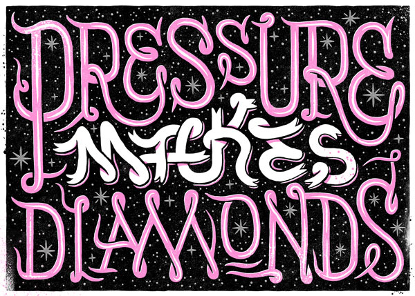 Studio Muti - Pressure Makes Diamonds