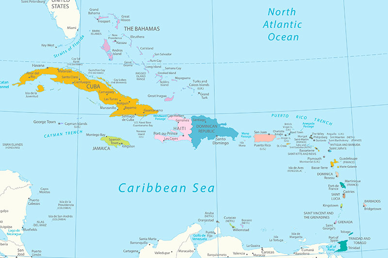 caribbean-islands-map