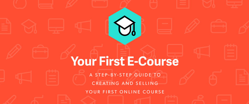build-your-first-e-course