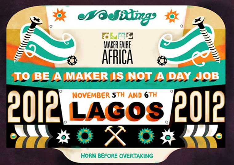Maker Faire Africa - Lagos