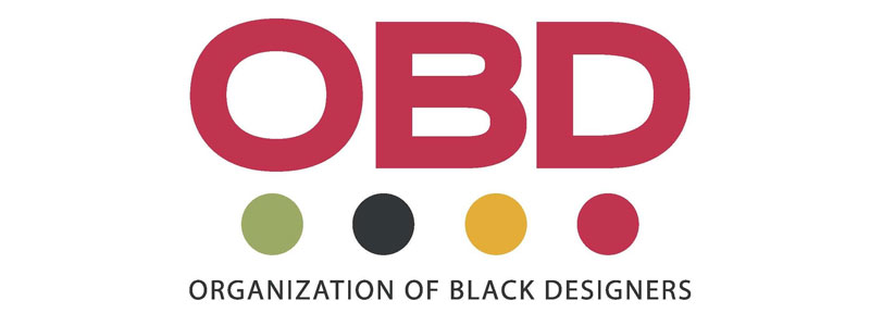 Organization of Black Designers Logo