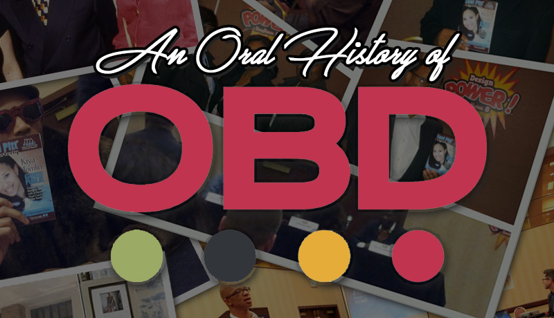 An Oral History Of The Organization Of Black Designers Revision Path